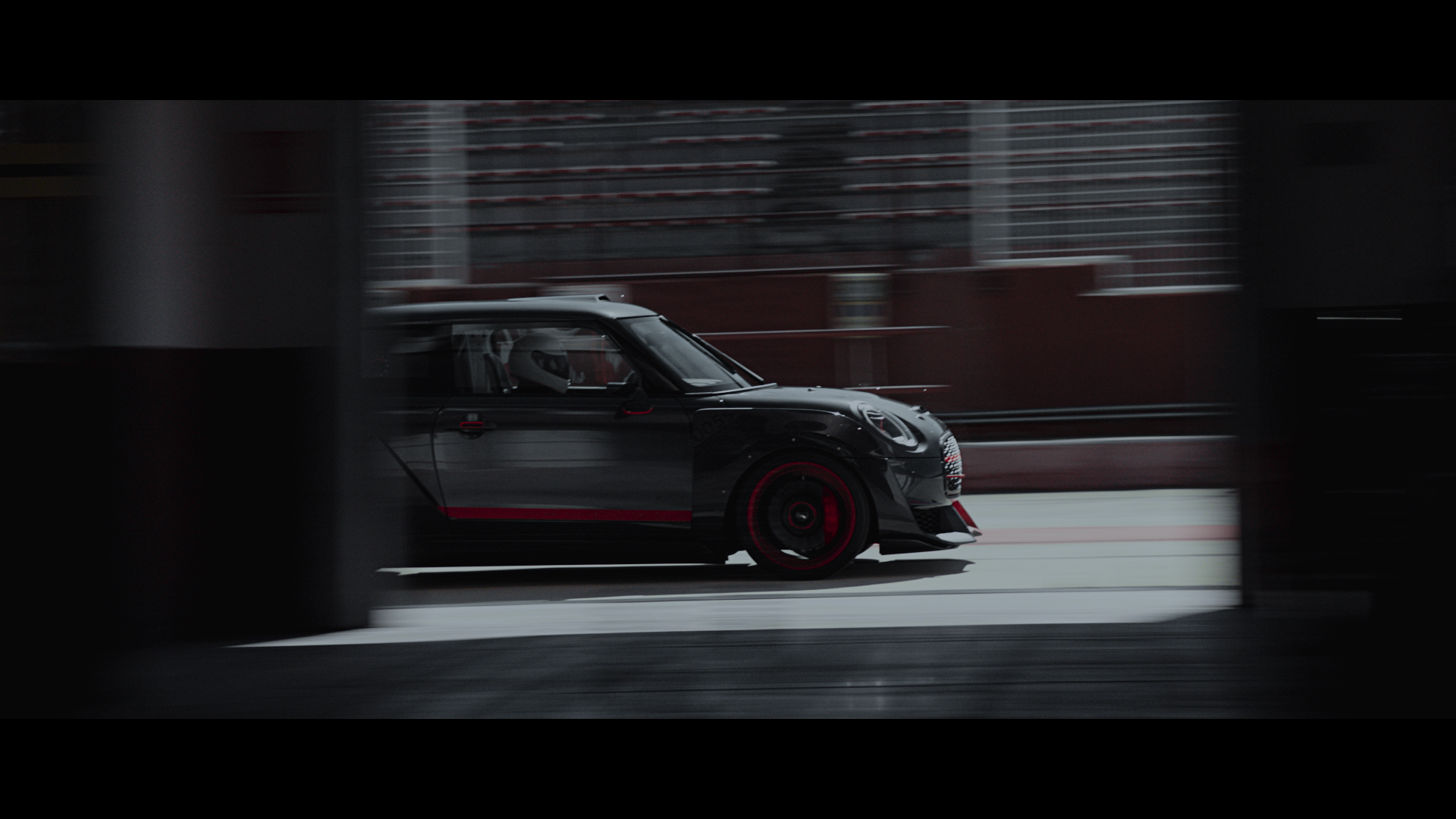 Mini JCW GP Electric Concept